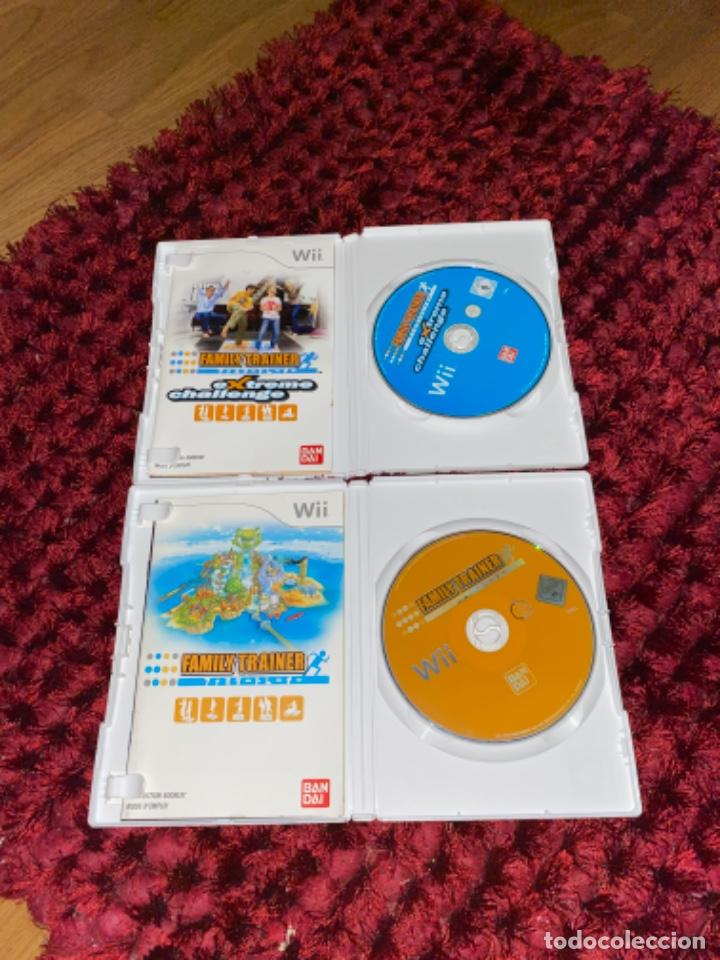 Videojuegos y Consolas: Juegos Consola Wii family trainer - Foto 9 - 230326195