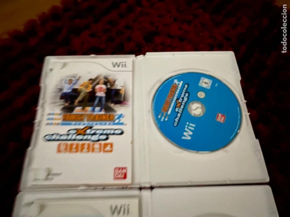 Videojuegos y Consolas: Juegos Consola Wii family trainer - Foto 10 - 230326195