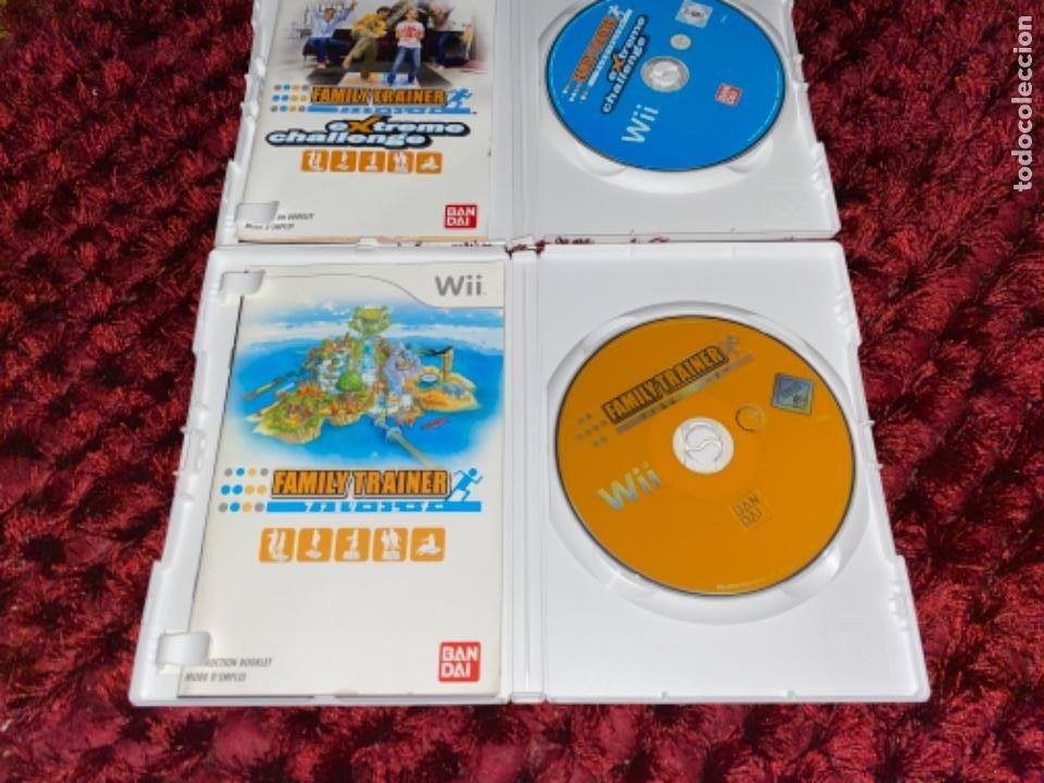 Videojuegos y Consolas: Juegos Consola Wii family trainer - Foto 11 - 230326195