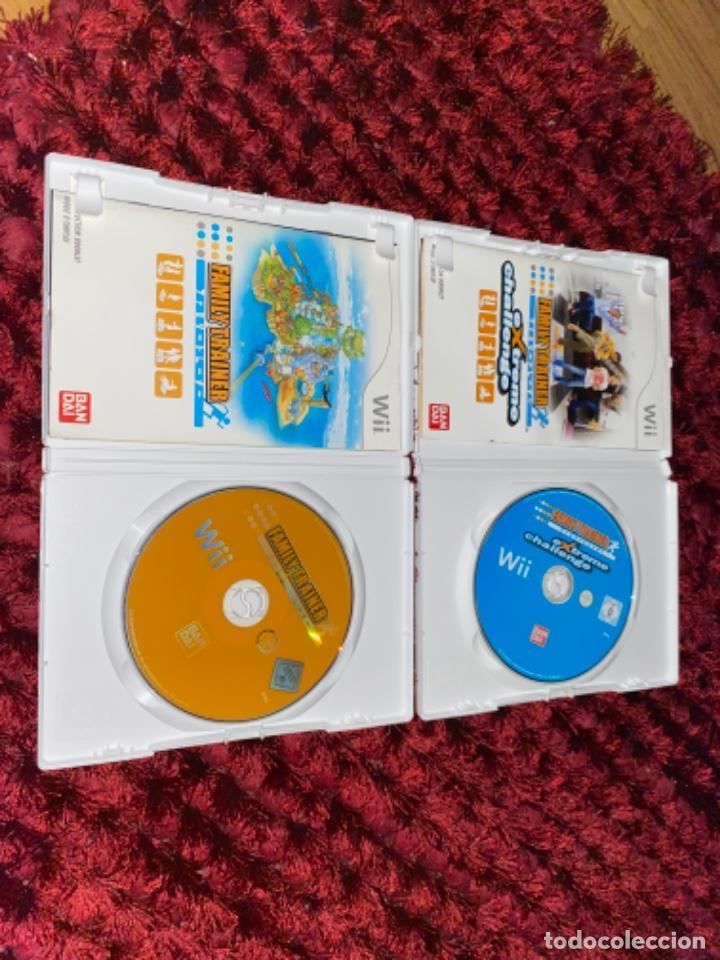 Videojuegos y Consolas: Juegos Consola Wii family trainer - Foto 14 - 230326195