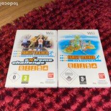 Videojuegos y Consolas: JUEGOS CONSOLA WII FAMILY TRAINER. Lote 230326195