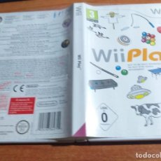 Videojuegos y Consolas: WII PLAY PAL ESP WII. Lote 230468020