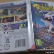 Videojuegos y Consolas: RABBIDS - MI CAAASA!!! - WII. Lote 231221725