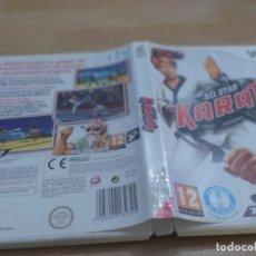 Videojuegos y Consolas: ALL STAR KARATE WII PAL ESP. Lote 231227145