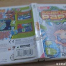 Videojuegos y Consolas: SCIENCE PAPA WII PAL ESP. Lote 231239205