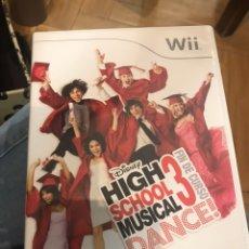 Videojuegos y Consolas: JUEGO DANCE WII DE HIGH SCHOOL M3. Lote 233457410