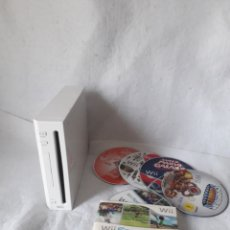 Jeux Vidéo et Consoles: CONSOLA NINTENDO WII. Lote 234026310
