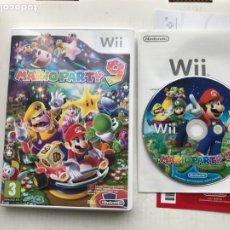 Jeux Vidéo et Consoles: MARIO PARTY 9 NINTENDO WII KREATEN. Lote 234039125