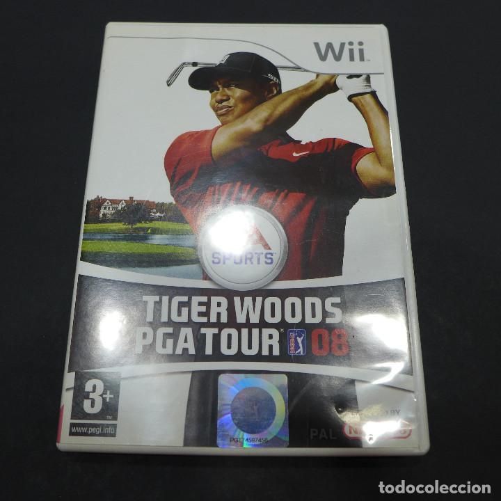 JUEGO DE WII TIGER WOOD PGA TOUR 08 (Juguetes - Videojuegos y Consolas - Nintendo - Wii)