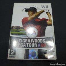 Videojuegos y Consolas: JUEGO DE WII TIGER WOOD PGA TOUR 08. Lote 234415880