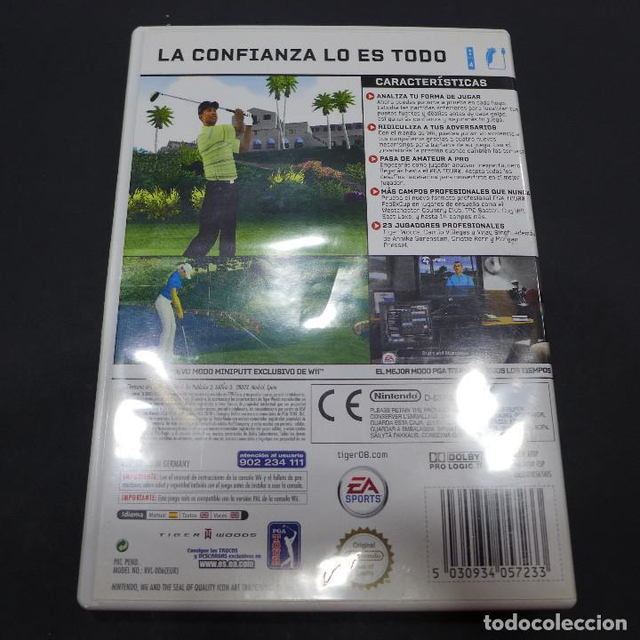 Videojuegos y Consolas: JUEGO DE WII TIGER WOOD PGA TOUR 08 - Foto 2 - 234415880