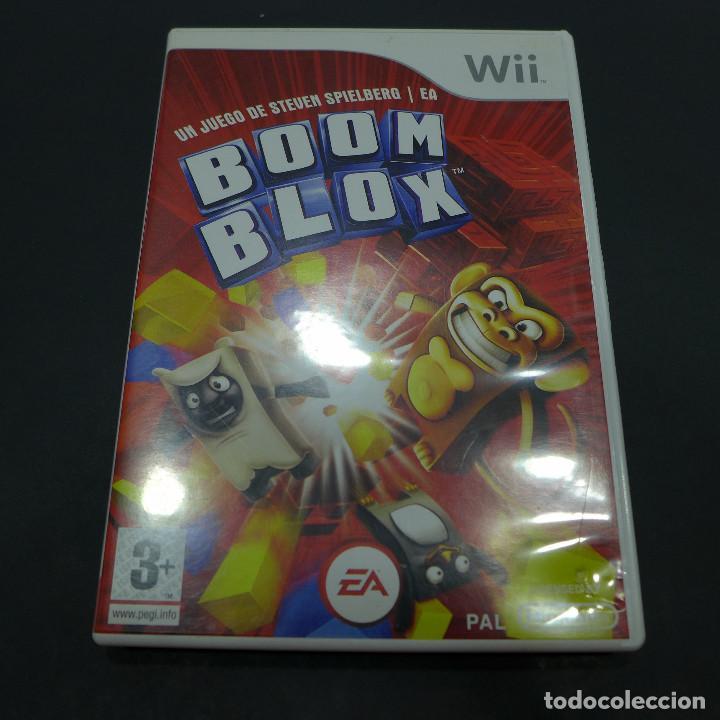 JUEGO PARA LA WII BLOOM BLOX (Juguetes - Videojuegos y Consolas - Nintendo - Wii)