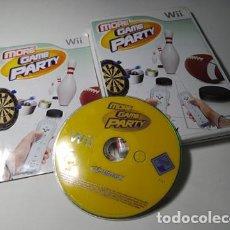 Videojuegos y Consolas: MORE GAME PARTY ( NINTENDO WII - WII U - PAL - ESP). Lote 235274115