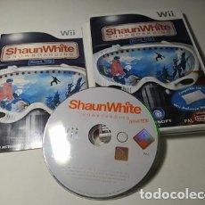 Videojuegos y Consolas: SHAUN WHITE SNOWBOARDING : ROAD TRIP ( NINTENDO WII - WII U - PAL - ESP). Lote 235274330