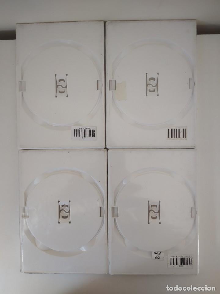 Videojuegos y Consolas: LOTE 4 CAJAS VACÍAS JUEGOS WII - Foto 2 - 235288280