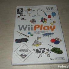 Videojuegos y Consolas: JUEGO NINTENDO WII WIIPLAY. Lote 235606560