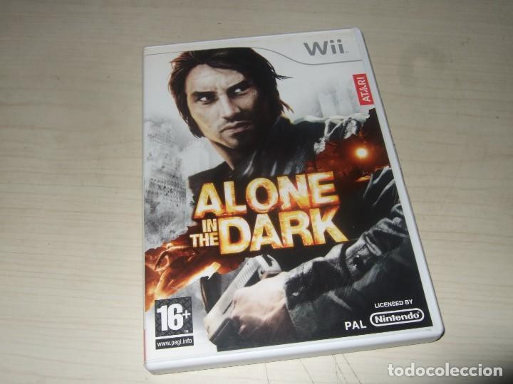 JUEGO NINTENDO WII ALONE IN THE DARK (Juguetes - Videojuegos y Consolas - Nintendo - Wii)