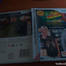 Videojuegos y Consolas: 40 PRINCIPALES KAROKE PARTY. Lote 236066345