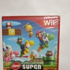 Jeux Vidéo et Consoles: WIIREF.35 NEW SUPER MARIO BROS.WII JUEGO NINTENDO WII NUEVO PRECINTADO. Lote 236150690