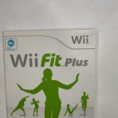 Videojuegos y Consolas: WIIREF.37 WII FIT PLUS JUEGO NINTENDO WII SEGUNDAMANO. Lote 236150990