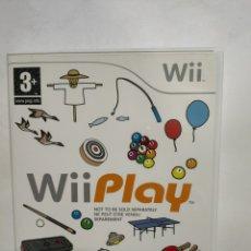 Videojuegos y Consolas: WIIREF.38 WII PLAY JUEGO NINTENDO WII SEGUNDAMANO. Lote 236151165