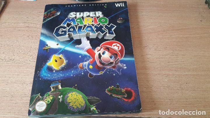 GUIA PARA EL JUEGO SUPER MARIO GALAXY (Juguetes - Videojuegos y Consolas - Nintendo - Wii)