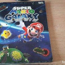 Videojuegos y Consolas: GUIA PARA EL JUEGO SUPER MARIO GALAXY. Lote 236176150