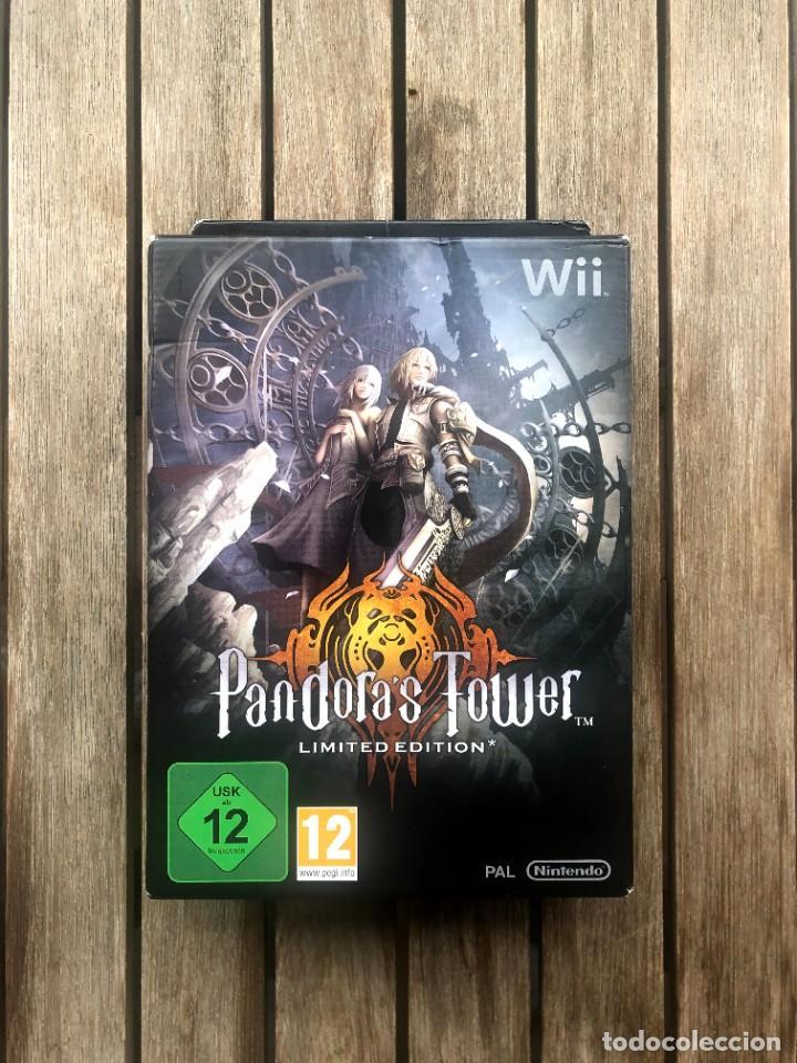 PANDORA'S TOWER LIMITED EDITION - NINTENDO WII (Juguetes - Videojuegos y Consolas - Nintendo - Wii)