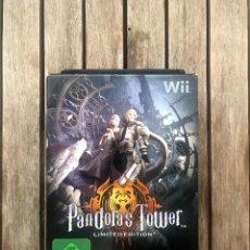 Videojuegos y Consolas: PANDORA'S TOWER LIMITED EDITION - NINTENDO WII. Lote 236962565