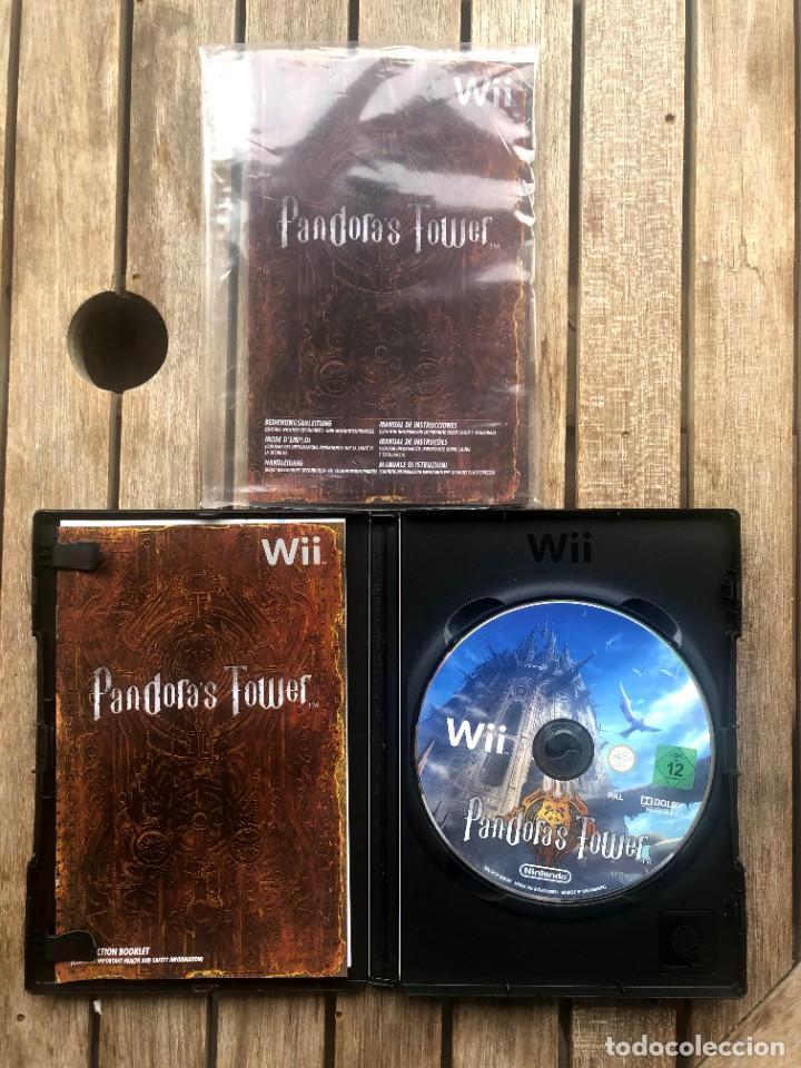 Videojuegos y Consolas: Pandoras Tower Limited Edition - Nintendo Wii - Foto 5 - 236962565