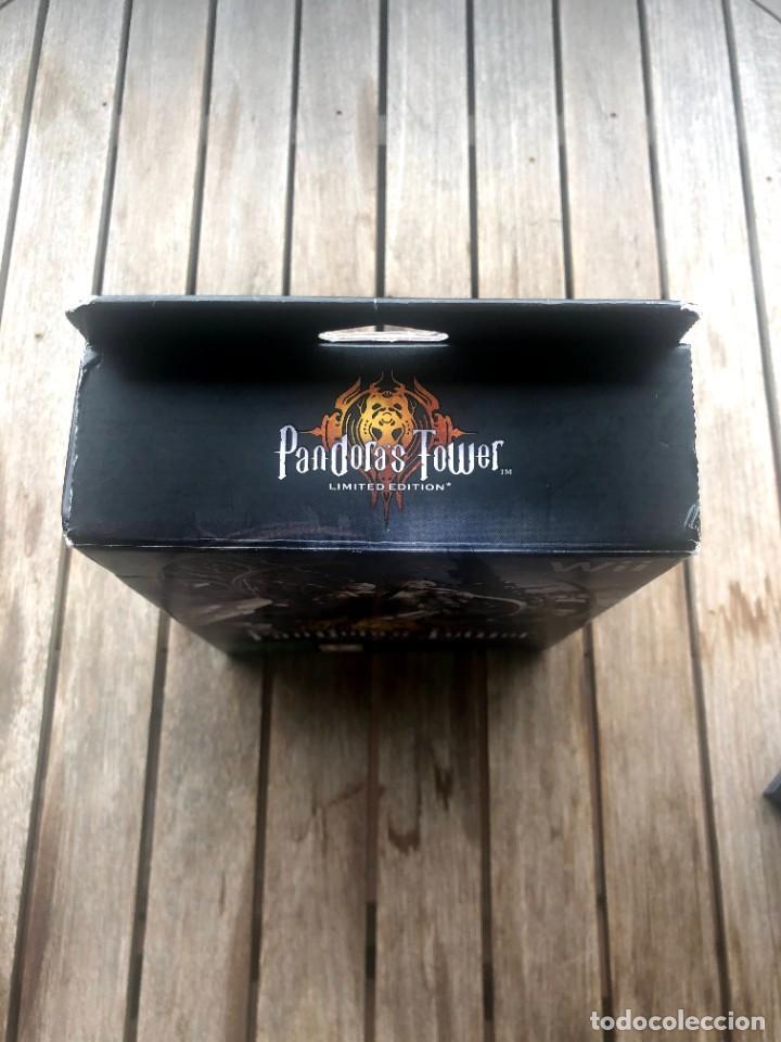 Videojuegos y Consolas: Pandoras Tower Limited Edition - Nintendo Wii - Foto 9 - 236962565