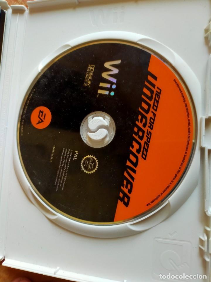 Videojuegos y Consolas: Videojuego videoconsola Wii Nintendo Wii Need For Speed Undercover - Foto 4 - 237016135