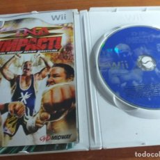 Videojuegos y Consolas: TNA IMPAXT TOTAL MONSTOP ACTION WRESTLING WII PAL ESP. Lote 237339375