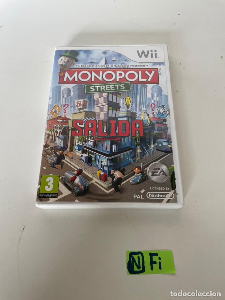 MONOPOLY WII (Juguetes - Videojuegos y Consolas - Nintendo - Wii)
