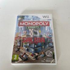 Videojuegos y Consolas: MONOPOLY WII. Lote 237657105