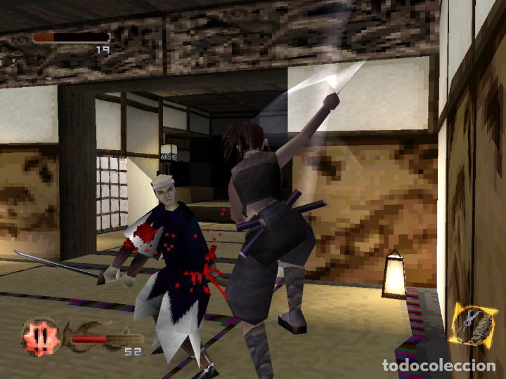 Videojuegos y Consolas: LOTE JUEGO CONSOLA NINTENDO Wii - TENCHU SHADOW ASSASSINS - MUY NUEVO Y CON SU MANUAL - Foto 2 - 238417895