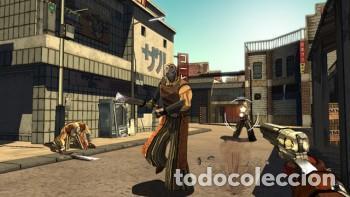Videojuegos y Consolas: LOTE JUEGO CONSOLA NINTENDO Wii - RED STEEL 2 - BUEN ESTADO Y CON SU MANUAL - Foto 5 - 238420155