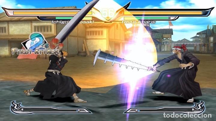Videojuegos y Consolas: LOTE JUEGO CONSOLA NINTENDO Wii - BLEACH SHATTERED BLADE - BUEN ESTADO - Foto 3 - 238422165