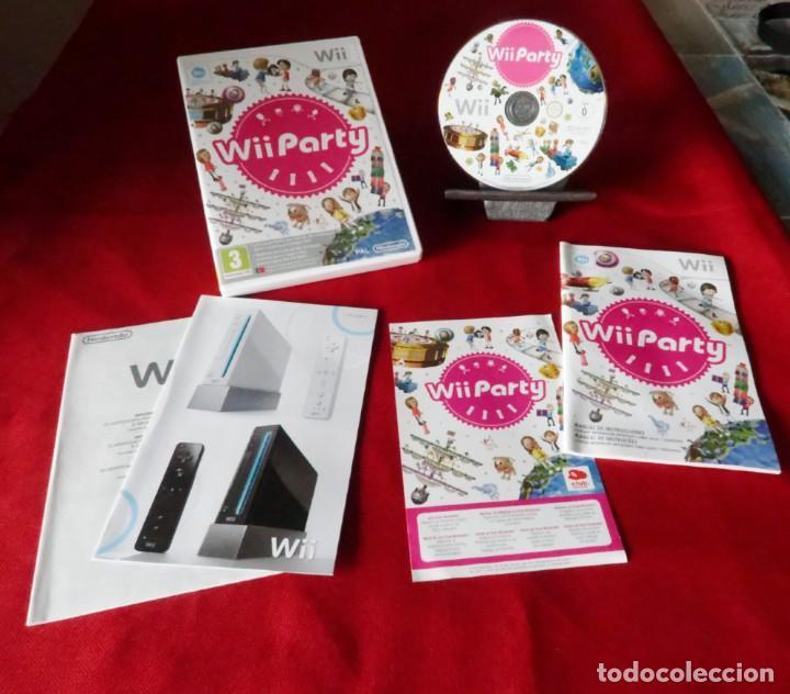 JUEGO PAL PARA NINTENDO WII. WII PARTY (Juguetes - Videojuegos y Consolas - Nintendo - Wii)