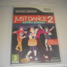 Videojuegos y Consolas: JUST DANCE 2 , WII NINTENDO PAL.. Lote 240737755