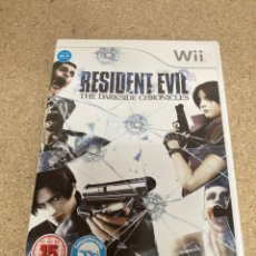 Videojuegos y Consolas: RESIDENT EVIL: THE DARKSIDE CHRONICLES. Lote 241059425