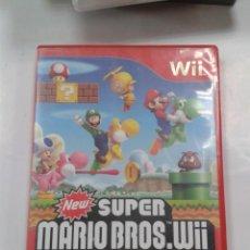Videojuegos y Consolas: NEW SUPER MARIO BROS WII. LEER DESCRIPCION. Lote 242462725