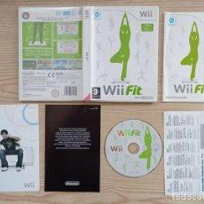 Videojuegos y Consolas: JUEGO NINTENDO WII FIT. Lote 243043365