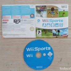 Videojuegos y Consolas: JUEGO NINTENDO WII SPORTS. Lote 243043695