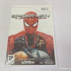 Videojuegos y Consolas: SPIDER-MAN EL REINO DE LAS SOMBRAS. Lote 243830710
