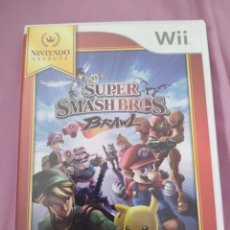 Videojuegos y Consolas: SUPER SMASH BROS WII. Lote 245767120