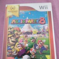 Videojuegos y Consolas: MARIO PARTY 8 WII. Lote 245767275