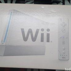 Videojuegos y Consolas: CONSOLA WII NTCS JAP CON CAJA Y MANUALES. Lote 245901855