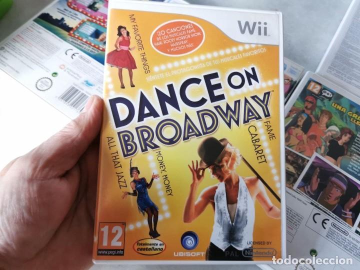Videojuegos y Consolas: 5 JUEGOS WII, DANCE ON BROADWAY, SCENE IT?, GLEE, FIT PLUS, RUNAWAY - Foto 5 - 266035908