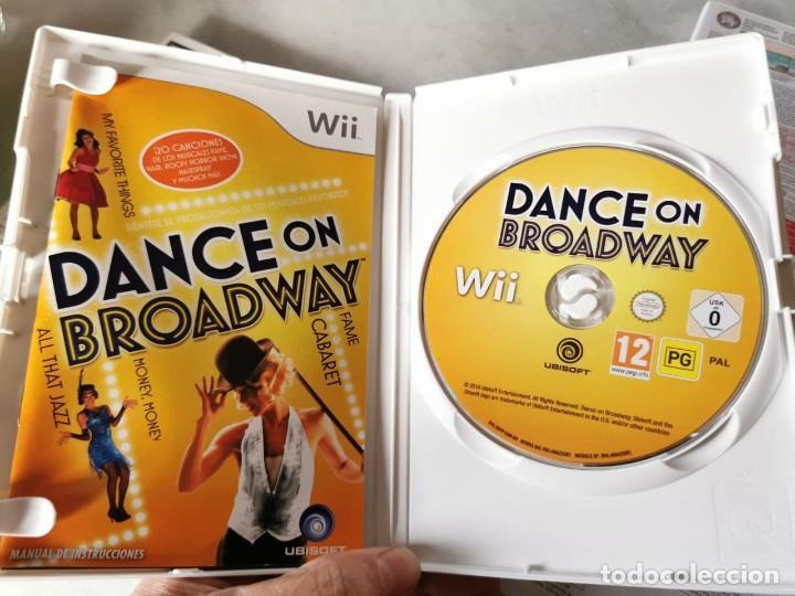 Videojuegos y Consolas: 5 JUEGOS WII, DANCE ON BROADWAY, SCENE IT?, GLEE, FIT PLUS, RUNAWAY - Foto 6 - 266035908